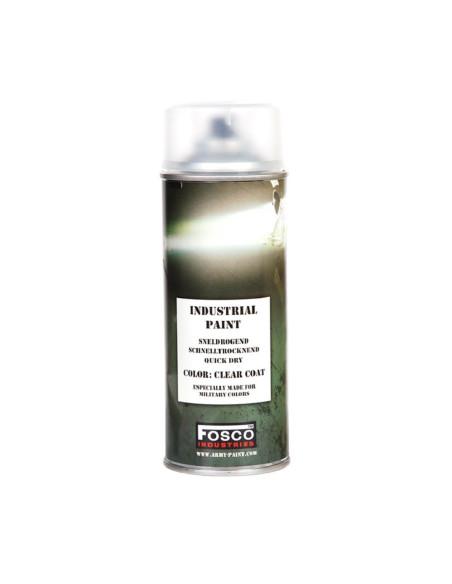Vernice protettiva trasparente clear coat 400 ml - 469318 - Fosco Industries