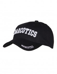 Cappello da Baseball Narcotics - 215151-252 - Fostex Garments