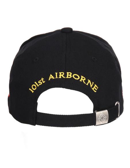 Cappello da Baseball 101st Divisione Airborne Paracadutisti Fostex - 215151-223 - Fostex Garments