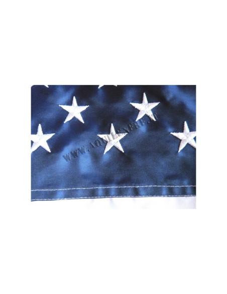 Bandiera originale USA cm 60 x 90 con stelle ricamate ed occhielli - 0201 - Ace Flag Company