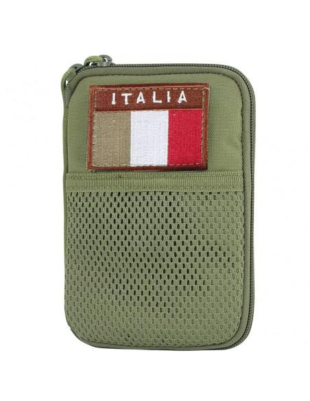 Borsina Multiuso Condor MA16 Tasca Militare bandiera Italia - 0603 - Condor