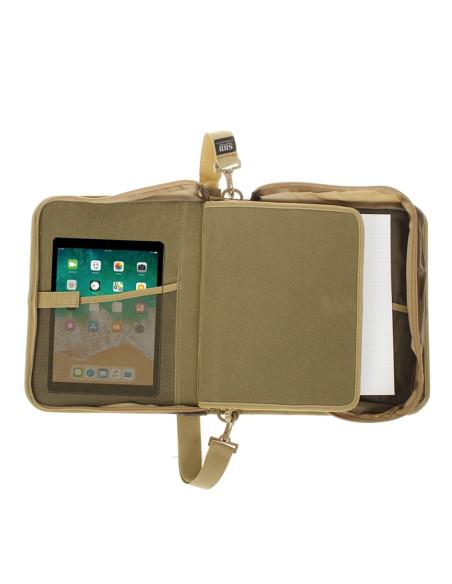Cartella SBB Briefing per riunioni con supporto tablet Vegetata - 0687 - SBB Brancaleoni