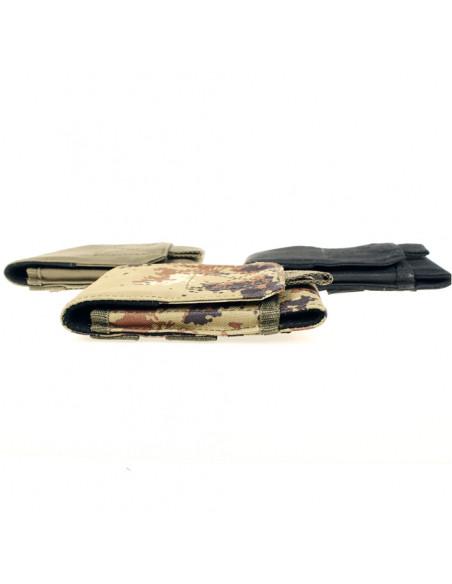 Tasca custodia porta smartphone militare SBB pouch colori vari MOLLE - 0689 - SBB Brancaleoni
