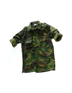 Camicia da campo woodland - 0803 - SBB Brancaleoni