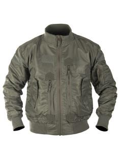 Bomber MA-1 leggero Tattico Militare Fligh Jacket USA Verde Oliva Estivo - 10404601 - Mil-Tec