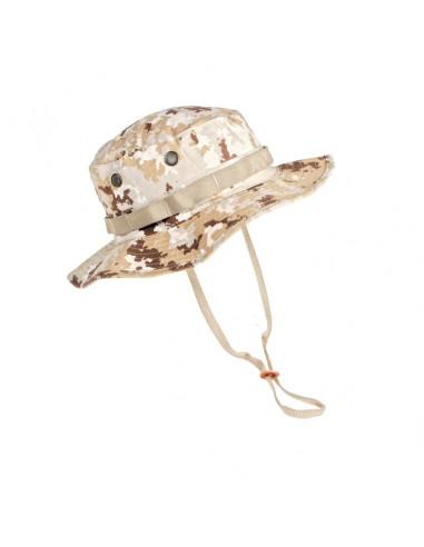 Cappello Jungle mimetico cotone Ripstop - 1001 - SBB Brancaleoni