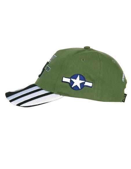 Cappello da Baseball militare D-Day 75 anniversario - 215110 - Fostex Garments