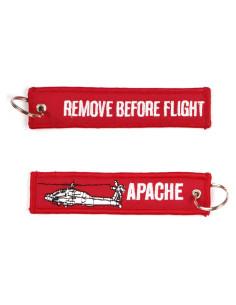 Portachiavi Remove Before Flight + Apache - 251305-1525 - Non applicabile