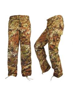 Pantalone Combat Vegetato SBB - 3018 - SBB Brancaleoni