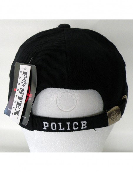 Cappello da Baseball Police - 215151-213 - Fostex Garments