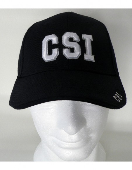 Cappello da Baseball CSI - 215151-221 - Fostex Garments