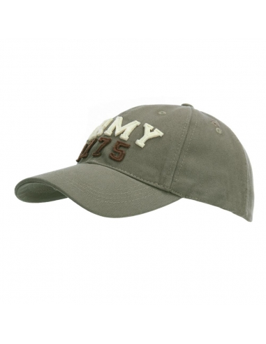 Cappello da Baseball militare stone washed Army 1775 - 215156-259 - Fostex Garments
