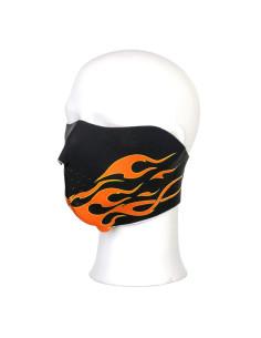 Maschera in neoprene mod. Fiamme