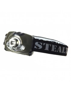 Torcia frontale Militare 50 Lumen Stealth Special CA 3020 - 369335 - Stealth