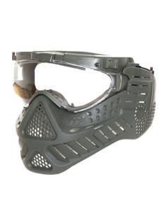 Maschera full-face con led e sistema di ventilazione - 219286 - Pro Goggle