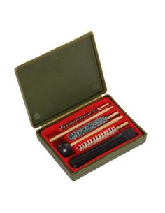 Kit pulizia per pistole e armi corte calibro 38 / 357 / 9mm Fosco Ind