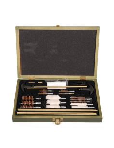 Kit pulizia armi professionale per tutti i calibri completo da armeria - 469400 - Fosco Industries