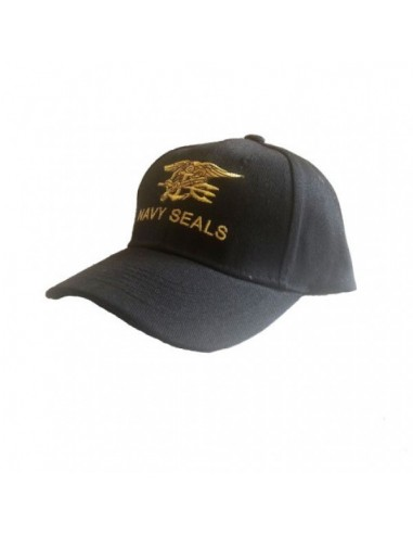 Cappello da Baseball Navy Seals - 215150-205 - Fostex Garments