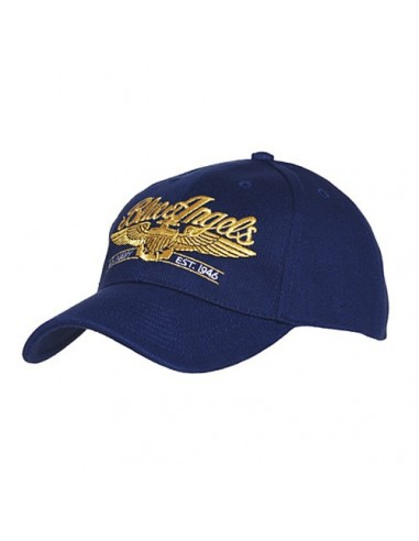 Cappello da Baseball Blue Angels - 215150-211 - Fostex Garments