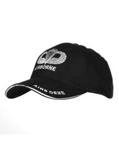 Cappello da Baseball Militare Paracadutisti Airborne Fostex berretto