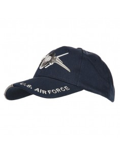 Cappello da Baseball F-35 Lightning II US Airforce - 215162-267 - Fostex Garments