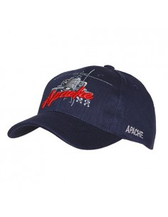 Cappello da Baseball Apache AH-64 Royal Netherlands Air Force - 215151-202 - Fostex Garments