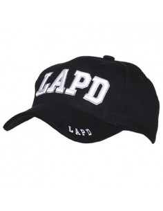 Cappello da Baseball LAPD Polizia di Los Angeles - 215151-251 - Fostex Garments