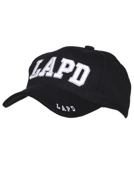 Cappello da Baseball LAPD Polizia di Los Angeles - 215151-251 - Fostex Garments