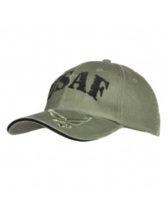 Cappello da Baseball USAF United States Air Force - 215162-270 - Fostex Garments