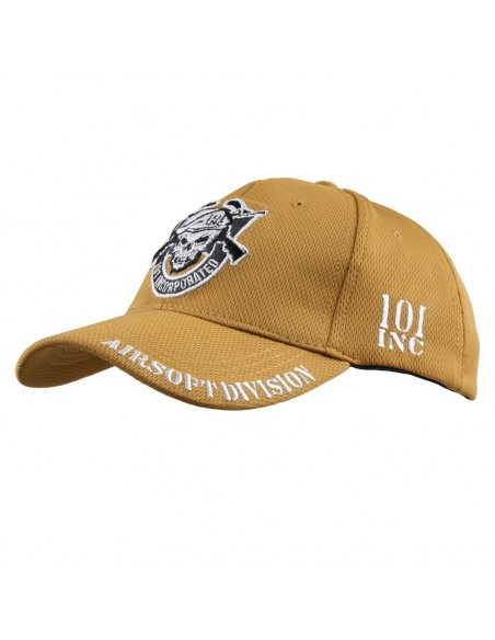 Cappello da Baseball 101 Incorporated Airsoft Division colori vari - 215151-273 - 101 INC