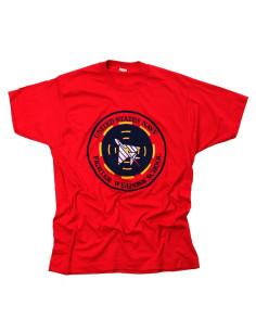 Maglietta T-shirt Marina Militare Americana USA Fighter Weapons School