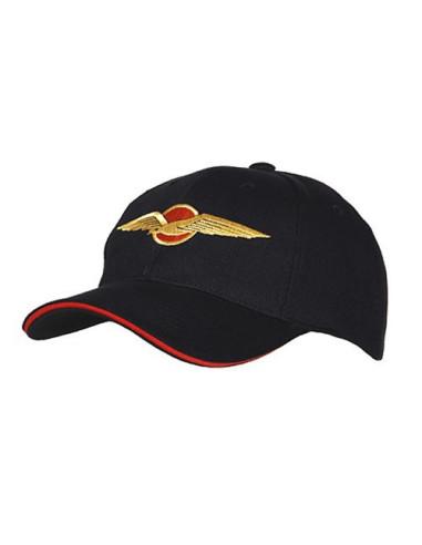 Cappello da Baseball Militare Aviazione Olandese - 215150-204 - Fostex Garments