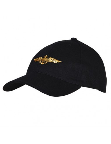 Cappello da Baseball Militare Pilota Navy Seals - 215150-206 - Fostex Garments