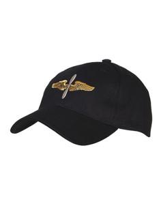 Cappello da Baseball Militare Aviazione Elica - 215150-208 - Fostex Garments