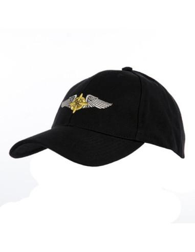 Cappello da Baseball Militare Aviazione Seconda Guerra Mondiale WWII - 215150-210 - Fostex Garments