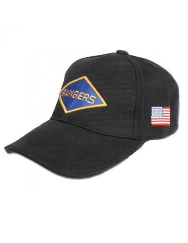 Cappello da Baseball militare U.S. Rangers Fostex colori vari - 215151-244 - Fostex Garments